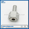 tractor reusable standard flare mini hydraulic fittings