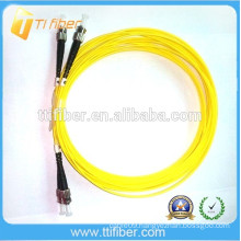 3m SM DX ST/UPC Fiber Optic Patch Cord