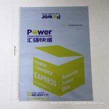 Доставка цветные напечатанные Пересылая мешок для оптовой продажи