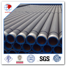 A106 GrB 3PE coated Carbon steel SMLS pipe