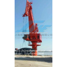 15 years Portal Crane Manufacturer Marine harbour Application Portal Crane Pedestal Crane Container Crane with Affordable price