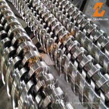 Tornillo gemelo paralelo y barril para PE PP PVC
