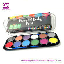 FDA Compliant Face Paint Party Set untuk anak-anak