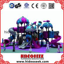 Outdoor Playground Kidscenter Series Children Indoor Playground