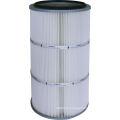 Filtro em caixa de ar industrial dos meios da celulose para o central eléctrica