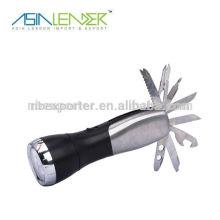 Необходимый недавно Multi-инструмент светодиодный фонарик