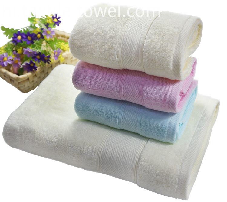 Blue Towels Promotion