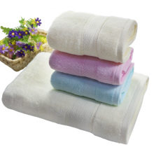 Cetim liso da bagunça da cor de toalhas da promoção