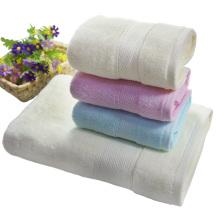 Promotion Handtücher Uni Farbe Dobby Satin