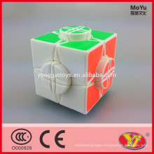 Hot sale popular MoYu wheel of time machine round cube