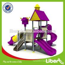 Équipement d'aire de jeux extérieur d'école utilisé à vendre