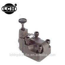 operando válvulas hidráulicas e fabricantes de blocos