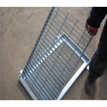 Steel Grating Drainage Trench