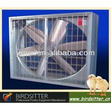 Modern BIRDSITTER chicken sheds air exhaust fan