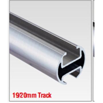 Venta caliente pista de la cortina de 19 / 20mm