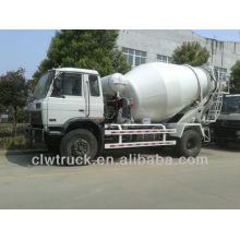 Factory Supply 6-8M3 concrete mixer truck price,Dongfeng mixer truck 8 cubic meters