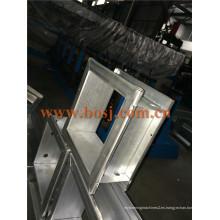 Amortiguador del control de volumen / control motorizado Amortiguador / rodillo de Mvcd que forma que hace la máquina Tailandia