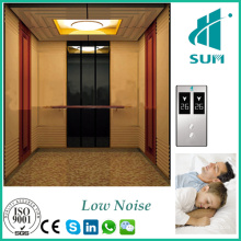 Суммарный лифт пассажирского лифта с низким уровнем шума и конкурентоспособной ценой
