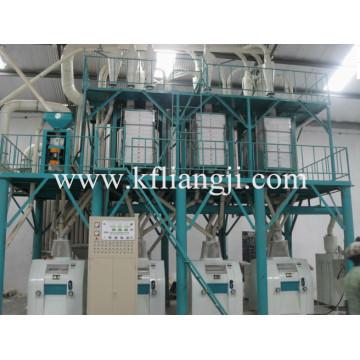 Best Quality Wheat/Corn Flour Mill Machine