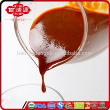 Appetitanregender goji Beere organischer goji Saft goji Beerenöl