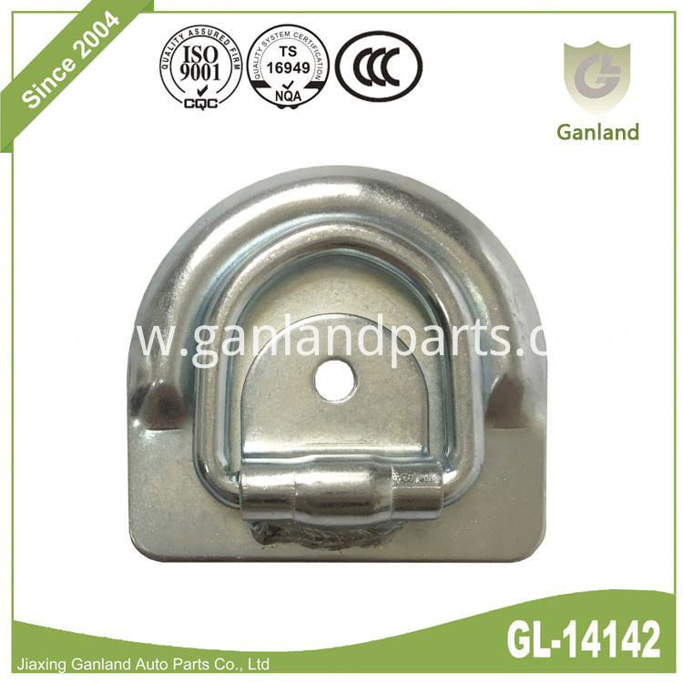 Lashing D Ring With Plate GL-14142