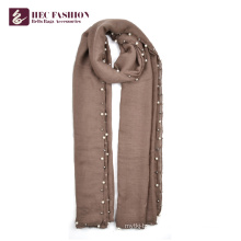 HEC Customized High Quality Office Lady Winter Scarf And Shawls