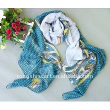 2013 neueste Polyester Schal Mode