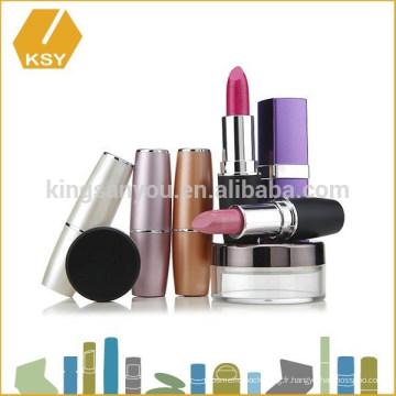 Fabricants matte lipstick étiquette privée logo personnalisé brosses de maquillage