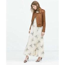Jacket OEM 2015 Fashion Winter Leather Jacket