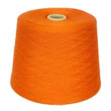 Linha de costura de poliéster 100% para máquina de enrolamento de cone