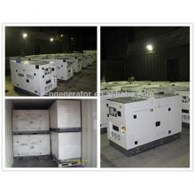Бесшумные дизельные генераторы Yangdong (EPA) мощностью 9 кВА