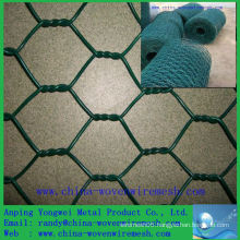 China supplier An ping PVC coated hexagonal wire mesh( alibaba china)