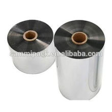 Factory price Tea packaging machine packaging film 12.5cm 14cm 16cm aluminium foil film