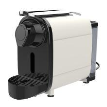 Máquina de café espresso de cápsula de control de medidor de flujo preciso