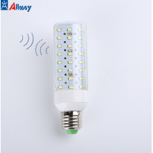 LED Corn Light Bulb with Motion Sensor