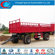 15 Ton 2 Axle Cargo Trailer for Sale