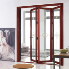 Porte pliante en aluminium de fabricant professionnel