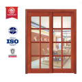 new design security sliding craft wood door images