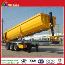 Hydraulische Kipper für den Bergbau-Transport