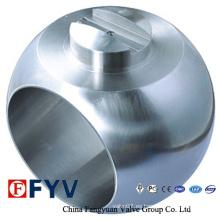 Piezas de válvula de alta calidad Bolas de válvula de acero inoxidable