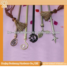 luxury curtain rods ,decorative curtain rod ,electric curtain rod
