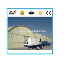 K tipo ACBM 914-610 máquina de laminação de folha de arco