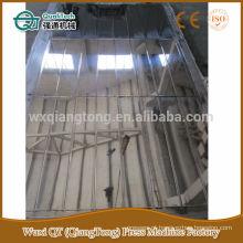 Placa de imprensa de aço de 1220 * 2440 mm de altura
