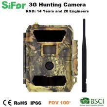 Battery Operated GSM 3G Waterproof Wireless Hidden Outdoor Security Camera
