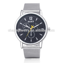 Самые популярные товары Мода высокого качества кварцевые наручные часы SOXY004