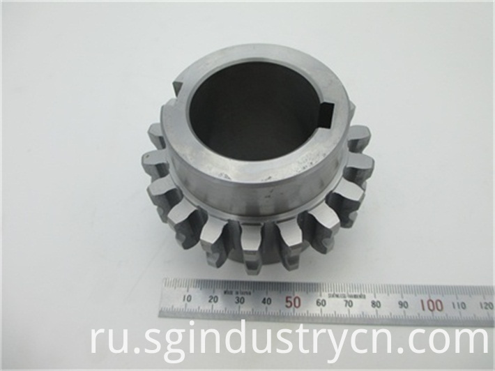 Gear Cutting Part