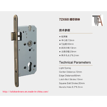 High Quality Mortise Door Lock Body