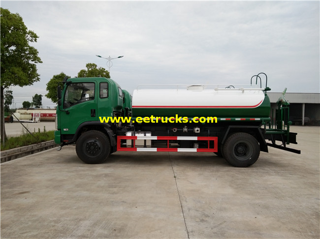 Dongfeng Water Sprinkler Vehicles