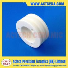 High Performance 99% Al2O3/99.5% High Purity Alumina Ceramic Guide Wheel/Roller/Sleeve