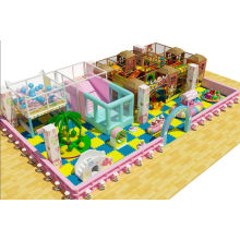 Soft Indoor Playground For Kids , Commercial Playground Equipment